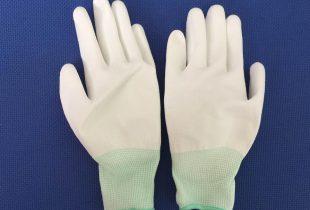 Găng tay Hàn Quốc phủ PU lòng