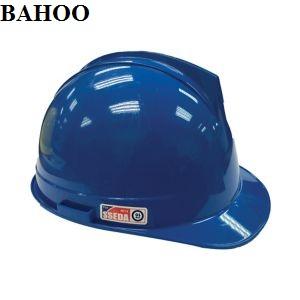 Mũ bảo hộ SSEDA mặt tròn màu xanh