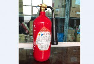 Bình chữa cháy Hàn Quốc 2.3kg khí co2