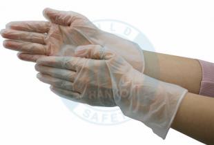 Găng tay cao su y tế VINYL Hàn Quốc
