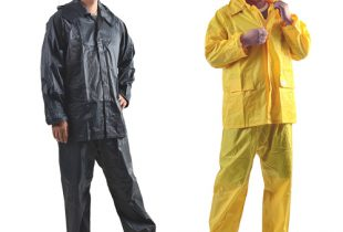quần áo mưa hàn quốc bộ rời bền đẹp thời trang