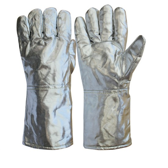 Đôi găng tay tráng bạc chịu nhiệt