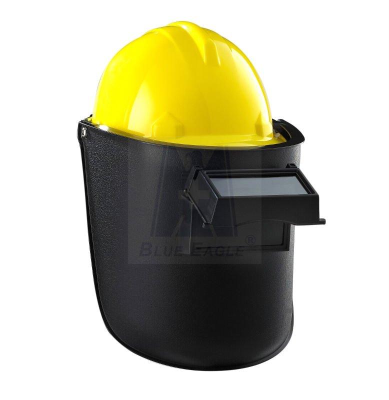 Mũ bảo hộ kết hợp kính hàn
