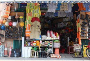 Cửa hàng bán đồ bảo hộ lao động tại Hà Nội – An Thịnh